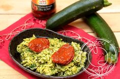 Salade courgettes cannelle