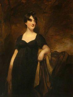 Margaret Scott of Logie (d.c.1813), Mrs John Hope c. 1806 by Henry Raeburn