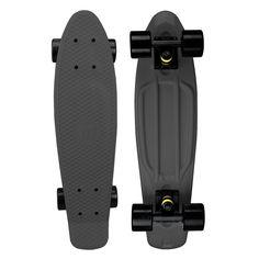 Mayhem Kids Skateboard 22-in Charcoal Grey