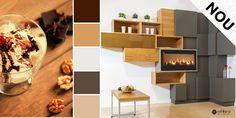 Răcorește-te în noul mobilier pentru living Moscova! 🍨😊 Living, Shelving, Home Decor, Shelves, Decoration Home, Room Decor, Shelf, Interior Design, Home Interiors