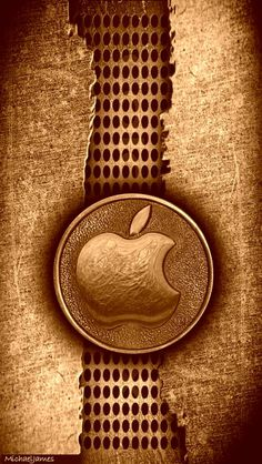 Ripped Metal Copper Apple-02