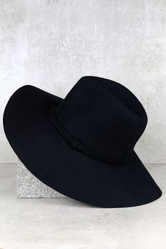 24 Best Black fedora hat style images in 2019  3830d372e9ea