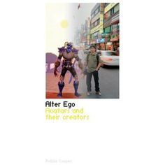 Altar Ego- A study of real and virtual, through comparing portraits of digital avatars and the gamers who created them