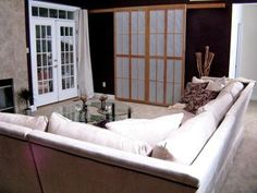 HGTV | Sliding Shoji Screen Doors