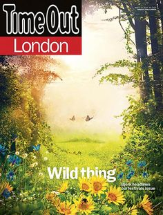 Time Out (London) - Coverjunkie.com