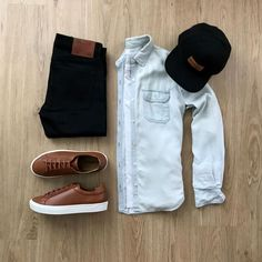 This is New classy mens fashion 9629 classymensfashion is part of Mens outfits - High Fashion Men, Latest Mens Fashion, Fashion Wear, Girl Fashion, Look Man, Casual Wear For Men, Casual Shirts For Men, Outfit Grid, Mens Clothing Styles