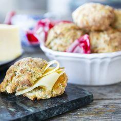 Brunch – bästa recepten Scones, Brunch, Eat, Breakfast, Balls, Lemon, Morning Coffee, Buns