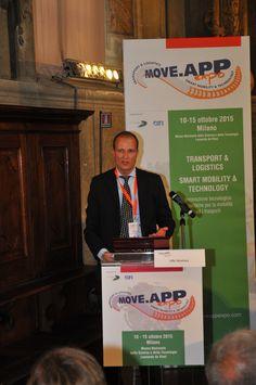 Al Move.App Expo il Convegno UITP  - Financing Public Transport Infrastructures in Metropolitan Areas
