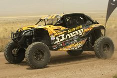 Can-Am Maverick X3 Wins Vegas To Reno Race