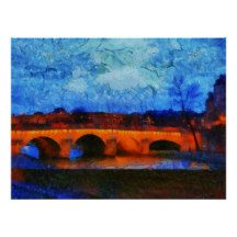 Pont Neuf Poster