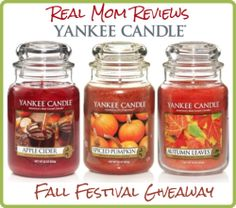 Mom Is Blessed: Yankee Candle Fall Festival Giveaway  http://momisblessed.blogspot.com/2012/09/yankee-candle-fall-festival-giveaway.html#