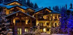 Hotel La Sivoliere, Courchevel 1850, France - luxury ski hotel - http://www.movemountainstravel.com/offer/hotel-la-sivoliere/