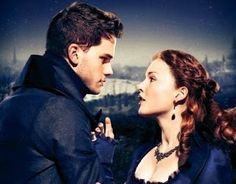 Great Expectations (2012) starring Jeremy Irvine and Holliday Grainger