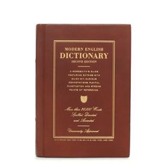I kindof love this quirky Kate Spade dictionary clutch.