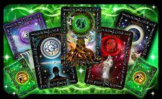 The Angels of Atlantis oracle card