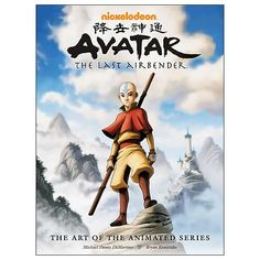 Avatar: The Last Airbender - Art of The Animated Series Book - Dark Horse - Avatar: The Last Airbender - Books at Entertainment Earth