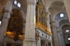 Granada Cathedral, Spain - Twin Organs 5