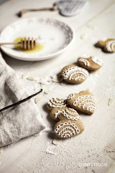 St[v]ory z kuchyne | Gingerbread Cookies