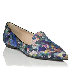 Tilly Pointed Flat | Shoes | Sale | Collections | L.K.Bennett, London