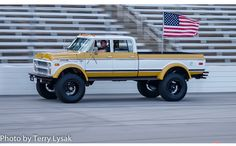 Photo by Terry Lysak - The Duke at Texas Motor Speedway