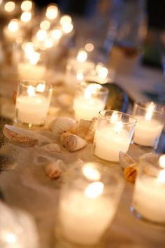 Reception,  Table, Candles,
