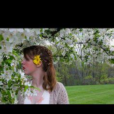 My beautiful sister :)