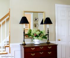 Home Tour | Mary Marshall Graeber - Bright Bold and Beautiful