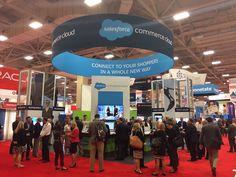 Meeting Salesforce Commerce Cloud at Shop.org in Dallas #shoporg16 #commercecloud #demandware