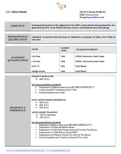 Samples Of Curriculum Vitae International Level Resume Samples For International Jobs Dubai