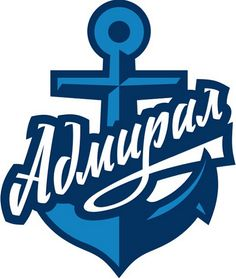 Admiral Vladivostok Primary Logo (2014) -