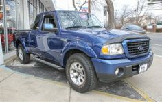 2009 Ford Ranger 4x4 Sport  CD Player 5-speed Manual Stainless Steel Exhaust 27,500 miles