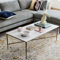 Marble Top Coffee Table, Coffee Table Rectangle, Diy Coffee Table, Decorating Coffee Tables, Modern Coffee Tables, What To Put On A Coffee Table, Best Coffee Tables, Living Room Coffee Tables, Narrow Coffee Table