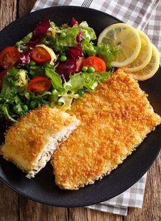 Zesty Ranch Air Fryer Fish Fillets - The Kitchen Magpie Air Fryer Fish Recipes, Air Frier Recipes, Air Fryer Dinner Recipes, Entree Recipes, Seafood Recipes, Cooking Recipes, Fish In Air Fryer, Cooking Fish, Diet Recipes