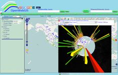 3D maps, new version of Cesium JavaScript library and OpenWebGIS