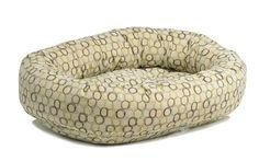 Bowsers Donut Dog Bed, Microvelvet Milano, X-Small * Special product just for you. See it now!(This is an affiliate link and I receive a commission for the sales) : Dog beds Dog Beds For Small Dogs, Cool Dog Beds, Large Dogs, Donut Cat, Large Dog Crate, Diy Donuts, Diy Bed, Pet Beds, Dog Supplies