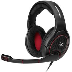 7b33e5f7815 The Sennheiser GAME ONE is one of the most comfortable