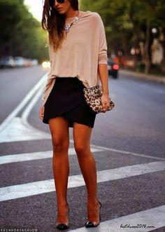 Popular Street Fashion !!