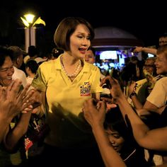 #WEDNESDAYWOMAN  CELEBRATING THE ACHIEVEMENT OF PIONEEERING WOMEN 11 MAY: Controversial candidate Rodrigo Duterte may be dominating headlines in the Philippines but another politician is also being celebrated.  The Liberal Party's Geraldine Roman is set to be the predominantly Catholic nation's first public transgender politician. Polls indicate she will win the lower house seat for Bataan province north of the capital Manila.  Like many politicians in the Philippines Ms Roman 49 has a…