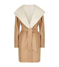 9534c9b5d1c4e MaxMara Popoli Reversible Double Face Coat available to buy at Harrods.  Shop Luxury Women s Coats