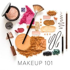Your Crash Course On All The Makeup Essentials