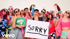 """Indie musician Casey Dienel (aka White Hinterland) is suing Justin Bieber, Skrillex, and the team of co-writers behind Bieber's 2015 mega-hit """"Sorry"""" over the song's resemblance to Dienel's """"Ring. Justin Bieber Baby, The Royal Family Dance, Dance Videos, Music Videos, Good Music, My Music, Music Hits, Calvin Harris, Sorry Lyrics"""