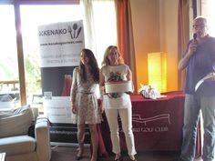 Entrega de premios Torneo Kenako Gourmet: sorteo un lote de foie #golf #torneo #premios #campeones #sorteo