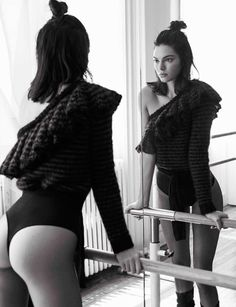 Kendall Jenner by Miguel Reveriego (Ph.) || VOGUE España (October 2016)