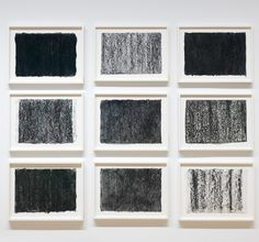 Richard Serra Scales Down With 'Ramble Drawings' - The New York Times