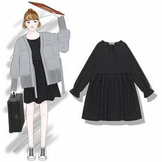 Couture Fashion, Girl Fashion, Fashion Dresses, Womens Fashion, Korea Fashion, Muslim Fashion, Belle Outfit, Dress Sketches, Fashion Design Sketches