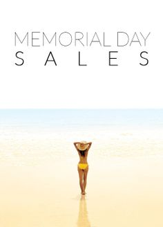 Check out my Memorial Day Sales roundup on the blog today!