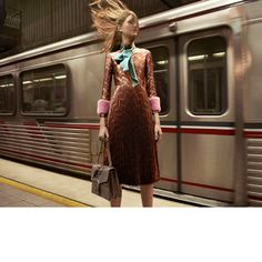 Gucci Fall Winter 2015 Campaign, photographed by Glen Luchford #gucci