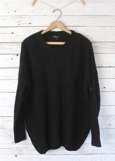 Milly Knit Boyfriend Sweater