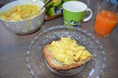 Eggesalat med karri og epler - BAKERINNEN