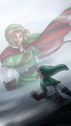 Link: The Hero before me... by TiuanaRui.deviantart.com